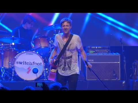 Switchfoot  Dare you to move @ Springtime Festival 2015  HD