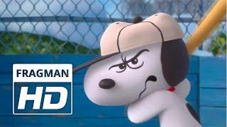 Snoopy ve Charlie Brown Peanuts Filmi Türkçe Altyazılı Yeni Fragman