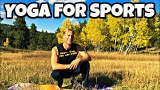 Yoga for Sports Program - Sean Vigue Fitness