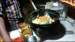 Best Fire Egg Keema | ghandhinagar street food | spicy keema in ghandhinagar
