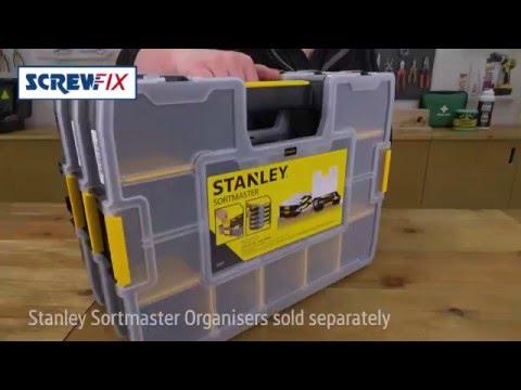 Stanley 194745 Sortmaster Organiser