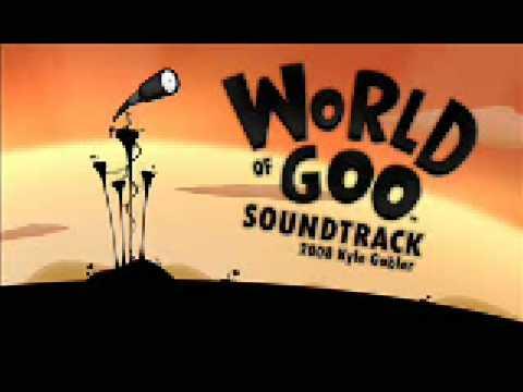 World of Goo soundtracks  -  Rain Rain Windy Windy