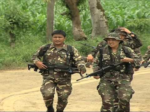 AFP: Indonesian troops allowed only in PH waters