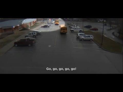 Heroes And Survivors: Bus Evacuation