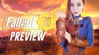 FALLOUT 76 PREVIEW #01 - STRAHLEND SCHÖNE AUSSICHTEN [Xbox One X]