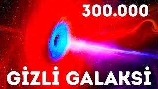 Bilim İnsanları Kısa Süre Önce 300.000 Yeni Gizli Galaksi Buldu