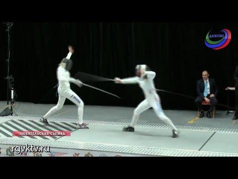 Айзанат Муртазаева отличилась на 3 этапе Кубка мира по фехтованию среди юниоров