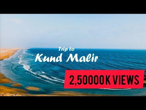 Trip to Kund Malir, Balochistan