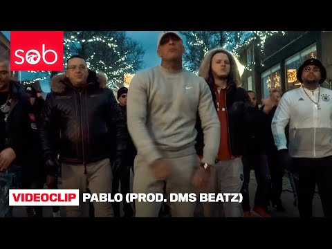 NIJO, VINCE KEYS, JIK CHAINS & A'TYPISK - PABLO (PROD. DMS BEATZ) [OFFICIAL VIDEO]