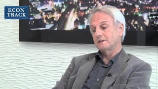 """Econtrack - Thijs ten Raa over zijn boek """"Microeconomics"""""""