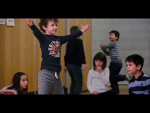 PS DANCE! Dance Education in Public Schools (OFFICIAL TRAILER)