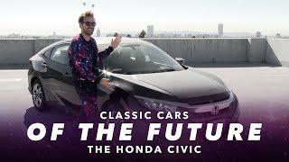 Classic Cars Of The Future: The Honda Civic thumbnail