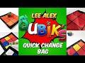 Vídeo: Qubik's Quick Change Bag by Lee Alex