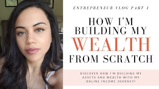 How I'm Building Assets To Create My Financial Freedom