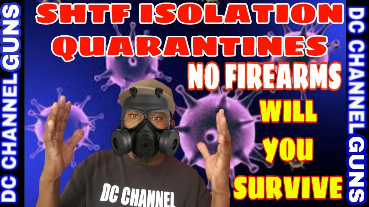 NO!!!! Perfect SHTF Situation Where Will You Be When It Happened | GUNS