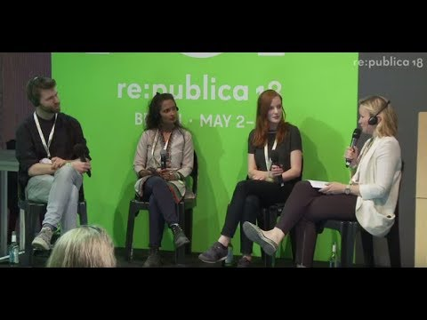 re:publica 2018 – VR in crisis regions - Possibilities, limits, do's and dont's
