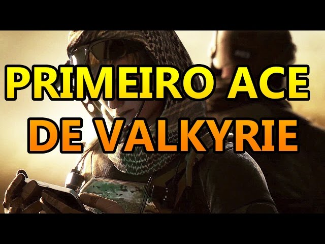 Primeiro Ace De Valkyrie E Highlights