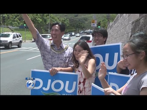 Candidates for Honolulu mayor make final campaign push