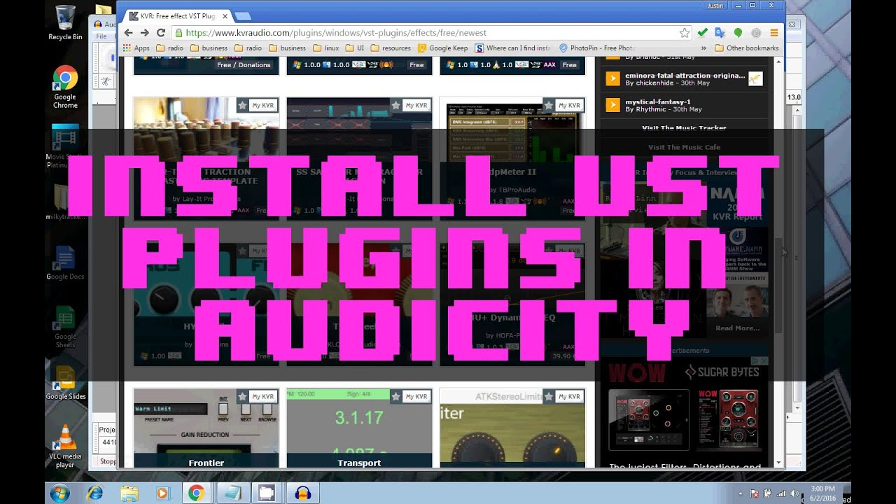 Audacity Gverb Plugin For Audacity - llcpast