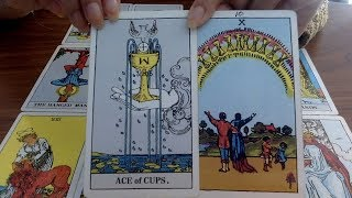 PISCES CAREER & MONEY *ACE OF CUPS BRINGS THIS...!!!* OCTOBER 2019 💰 Psychic Tarot Card Love Reading