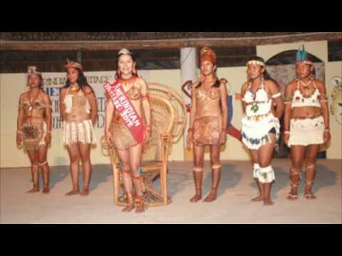 My Guyanese Amerindian Background