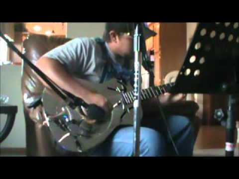 Four Walls of Raiford on Dobro (Cover)