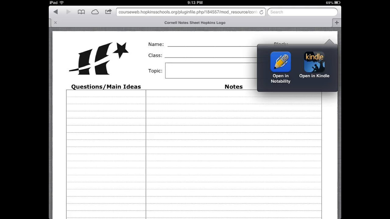 how to add notes to dividers in notability