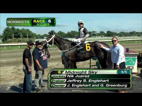 video thumbnail for MONMOUTH PARK 8-17-19 RACE 6