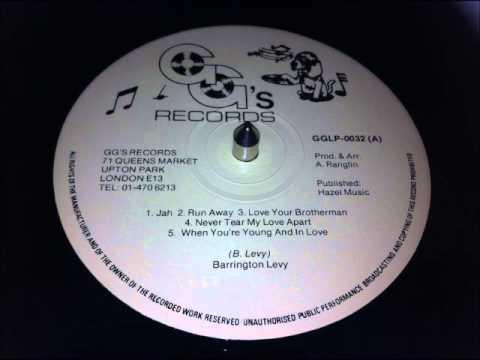 Barrington Levy - Jah