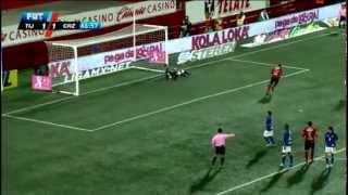 Tijuana 2 - 2 Cruz Azul (Liga MX) 2012