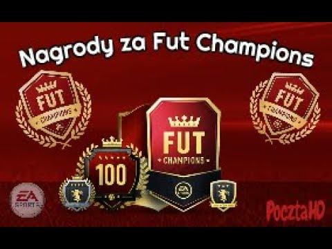 FIFA18 |NAGRODY ZA FUT CHAMPIONS| JAPIER.... CO JA TRAFIŁEM