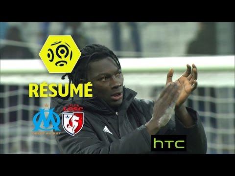 Olympique de Marseille - LOSC (2-0)  - Résumé - (OM - LOSC) / 2016-17