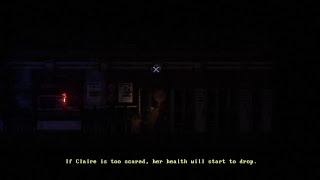 Claire... A horror game