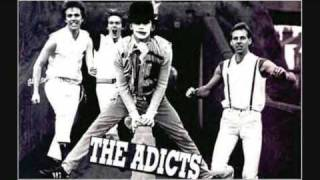 the adicts the whole worlds gone mad