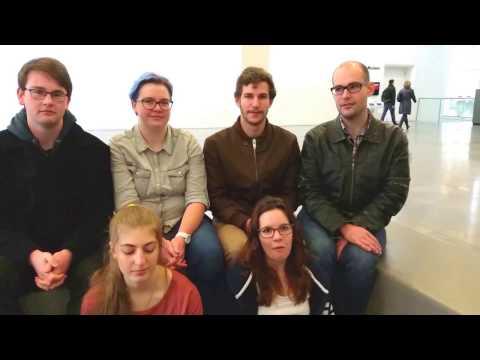 6 weeks at Leipzig University / 6 Wochen an der Uni Leipzig