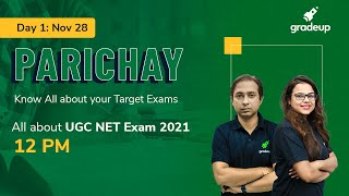 Webinar 2020: All about UGC NET Exam 2021 (Session 1)| UGC NET | Amit Chatterjee & Toshiba Shukla