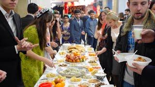 видео: День международной кухни 2015