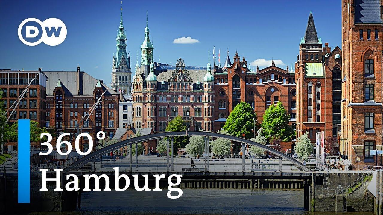 #360°Video: Hamburg | DW Reise