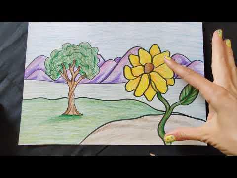 Landscape- Foreground, Middle Ground, Background - YouTube