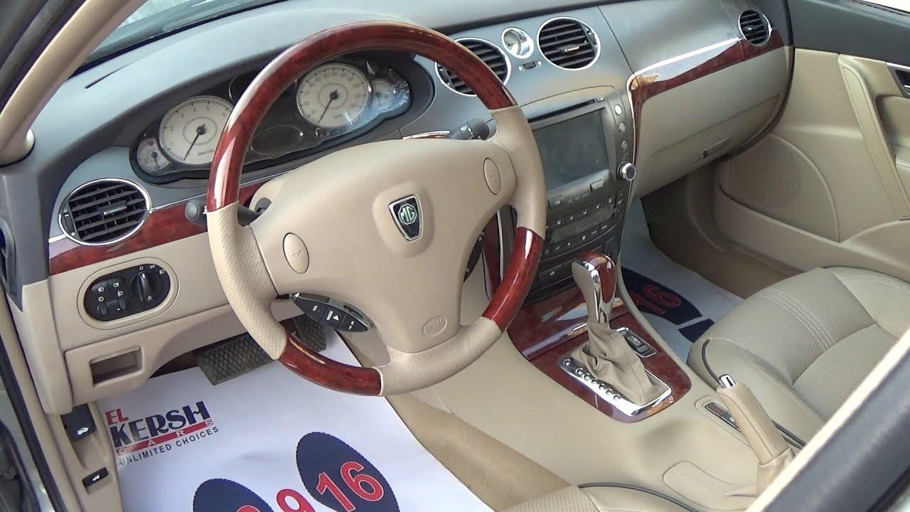 استعراض مواصفات Mg 750e 2019 Egypt Cars Thewikihow