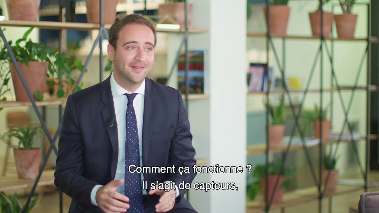Tork EasyCube® au siège d' Uber à Paris