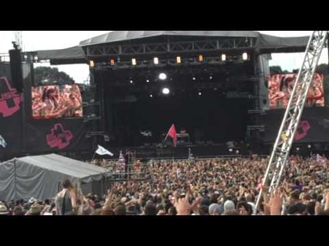 Dizzee Rascal 'Bonkers' Live @ V Festival 09 Chelmsford