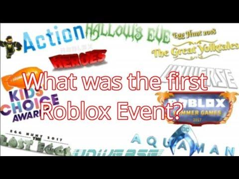 Roblox Events Wikia