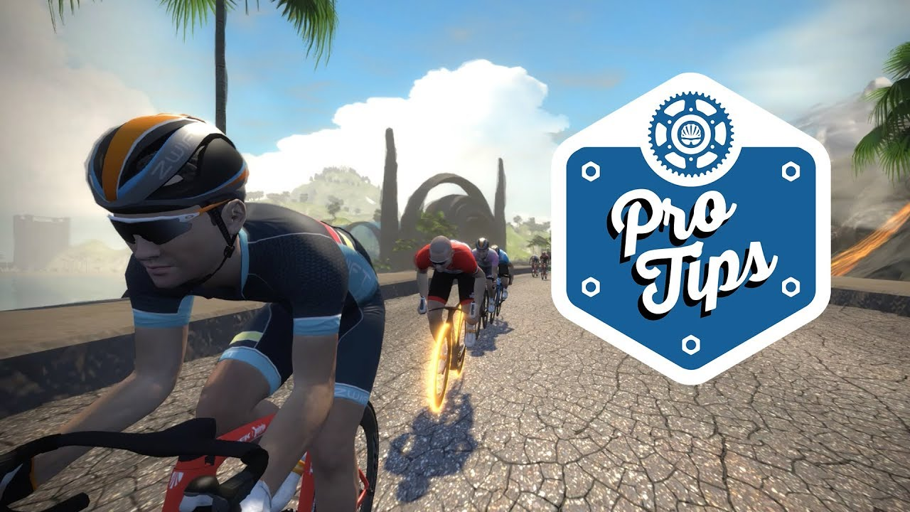 Get The Most Out Of Zwift