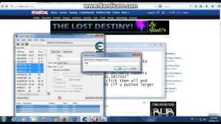 ROBLOX speed hack 2014 (not patched) By: Alaa274