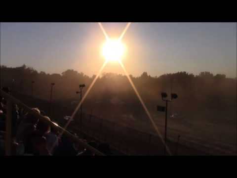 Butler Motor Speedway UMP Modified Heat #3 8/6/16