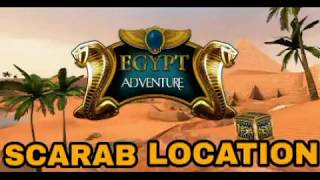 Avakin Life | Egyptian Adventure Guide Scarab Locations