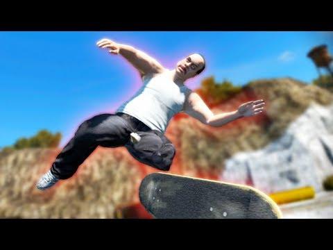 I Broke EVERY BONE In My Body In Skate 3 Latest Gaming Videos on VIRAL CHOP VIDEOS