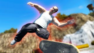 I Broke EVERY BONE In My Body In Skate 3