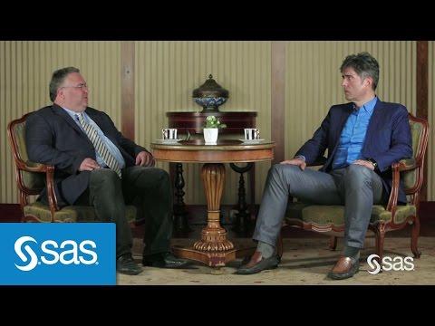 SAS Analytics Cafe - İsmail Parsa, Hepsiburada (1. Bölüm)